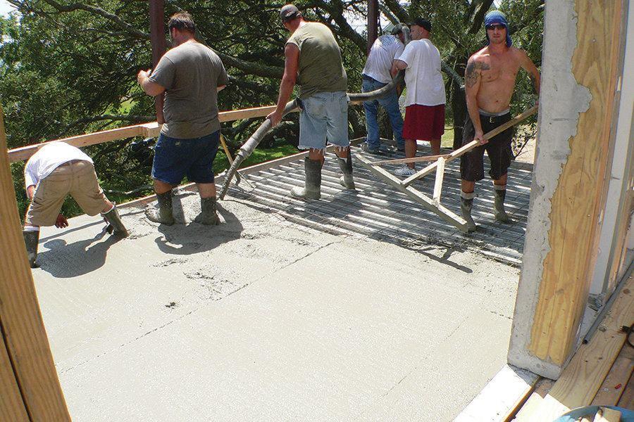 concrete decks for coastal homes jlc