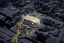 Cook County Hospital Adaptive Reuse Architect