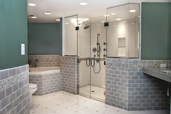 Universal Design Becoming Common in Bathroom Design  JLC