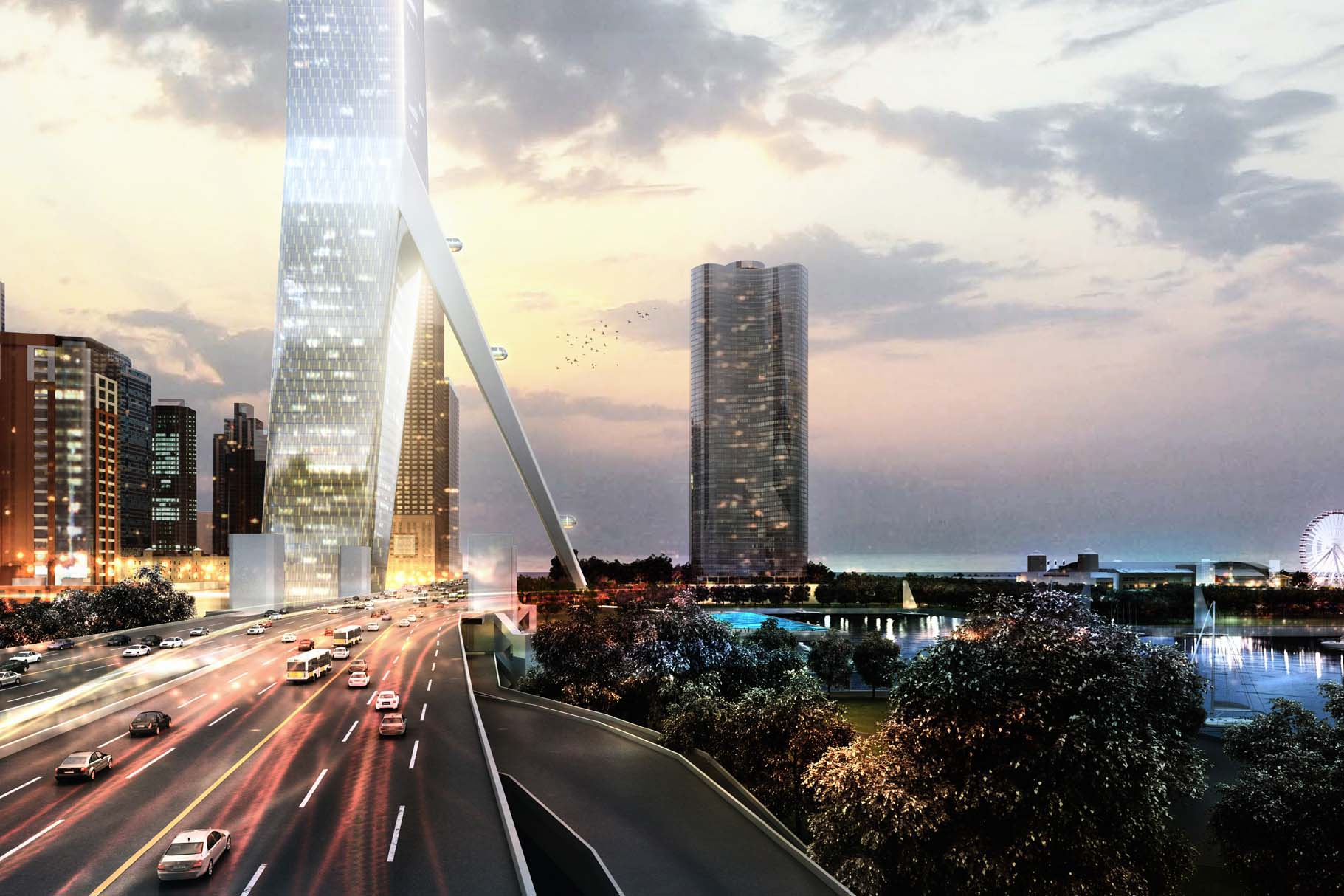 Gateway Tower | Architect Magazine | Gensler, Chicago, Illinois, Mixed-Use, Projects