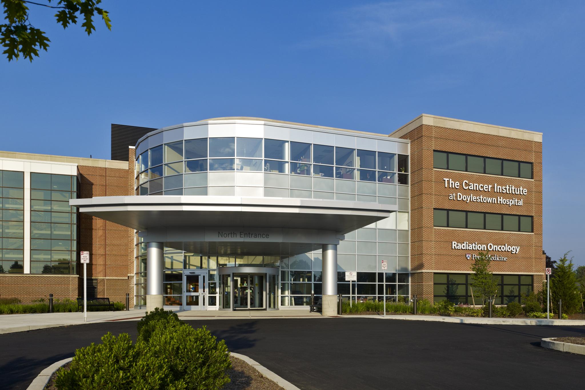 Doylestown Hospital Medical Office Building  Cancer Center  Architect Magazine  Array