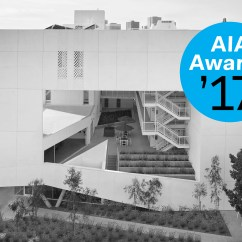 Chair Design Program Chicco Floating High Aia Announces 2017 Institute Honor Awards For Architecture | Architect Magazine Awards, Award ...