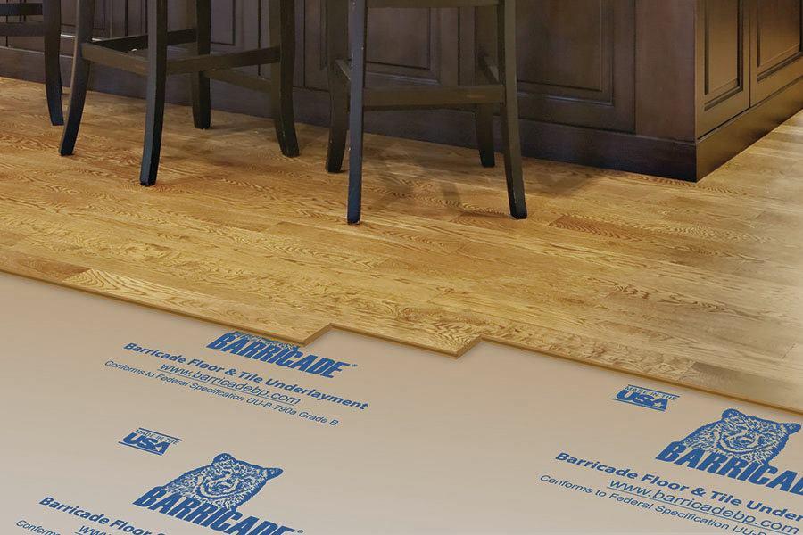 Barricade Floor and Tile Underlayment  JLC Online