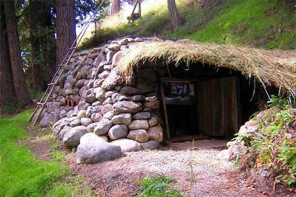 Hobbit Home Happiness Architect Magazine Green