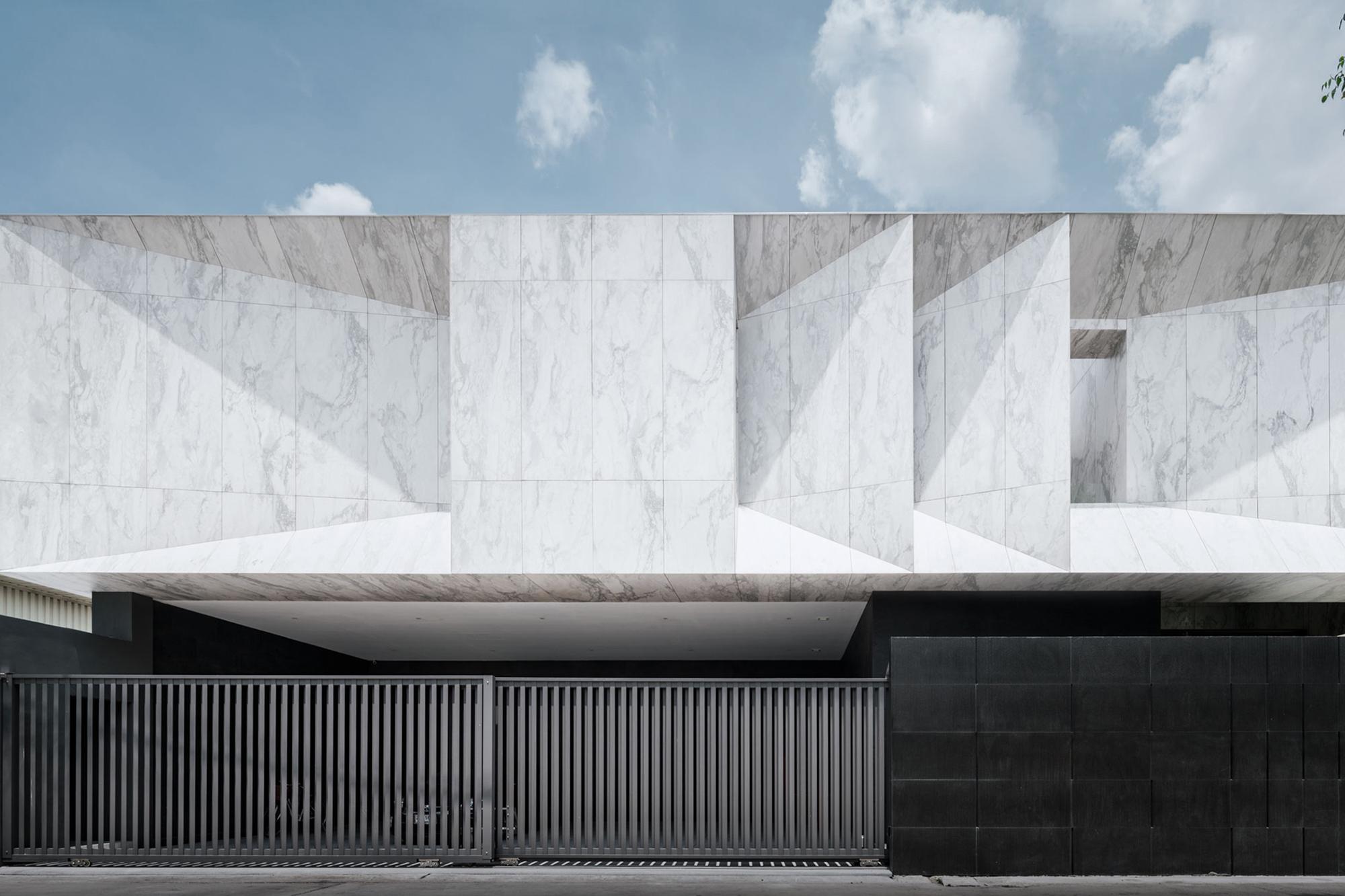 Marble House  Architect Magazine  Openbox Architects