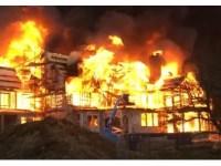 Fire Destroys Newport, Rhode Island, Mansion During ...