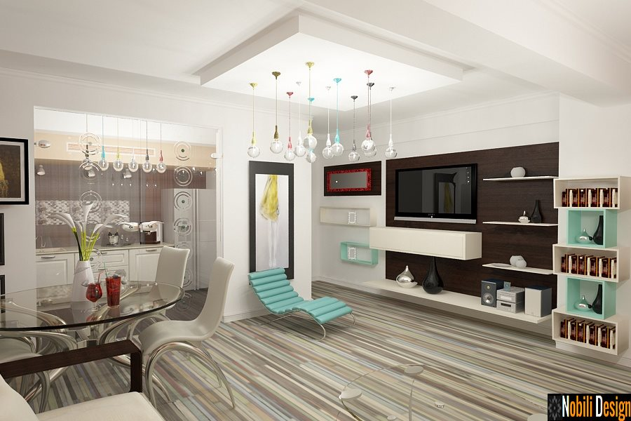Design interior apartament modern Bucuresti  Architect