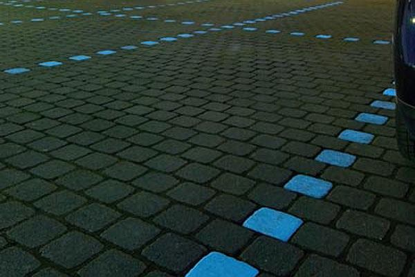 German Company Makes GlowintheDark Concrete