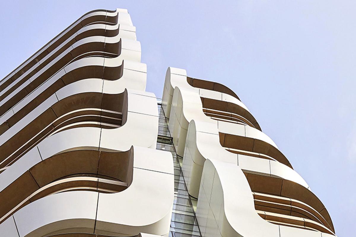 Canaletto Tower Architect Magazine UNStudio London