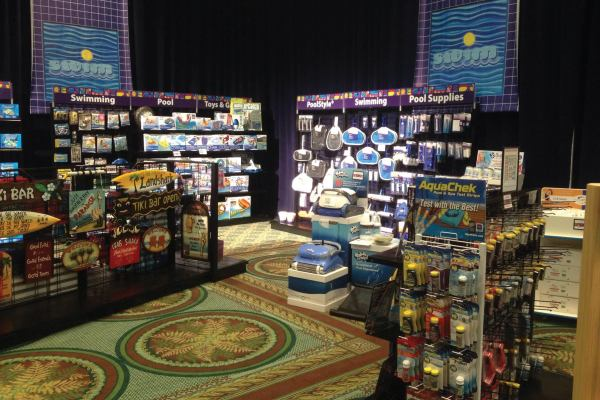 Model Store Unveiled Poolcorp Summit Pool & Spa