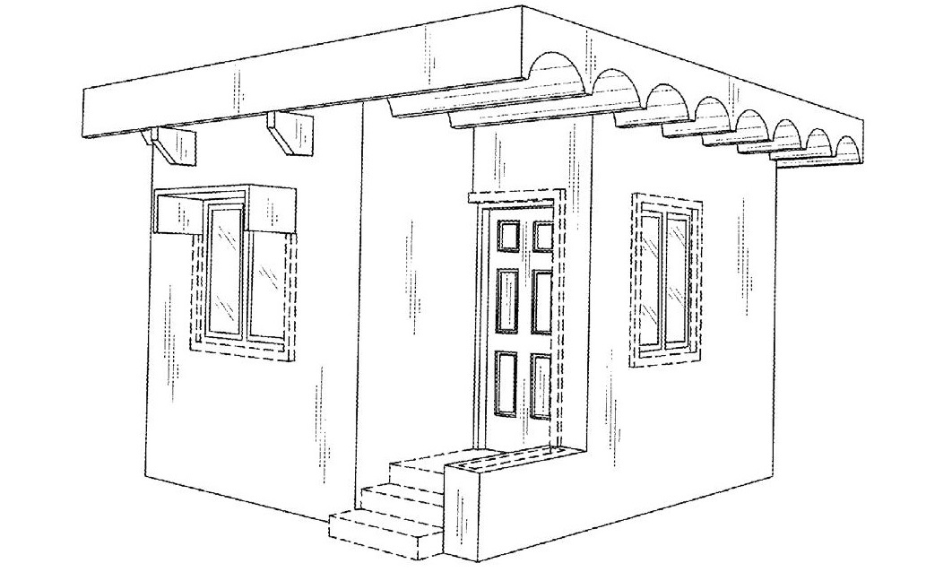 ST Bungalow Patents Innovative Roof Method for Affordable