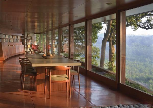 kitchen remodling chair cushions non slip restoration of the luis marden house | architect magazine ...