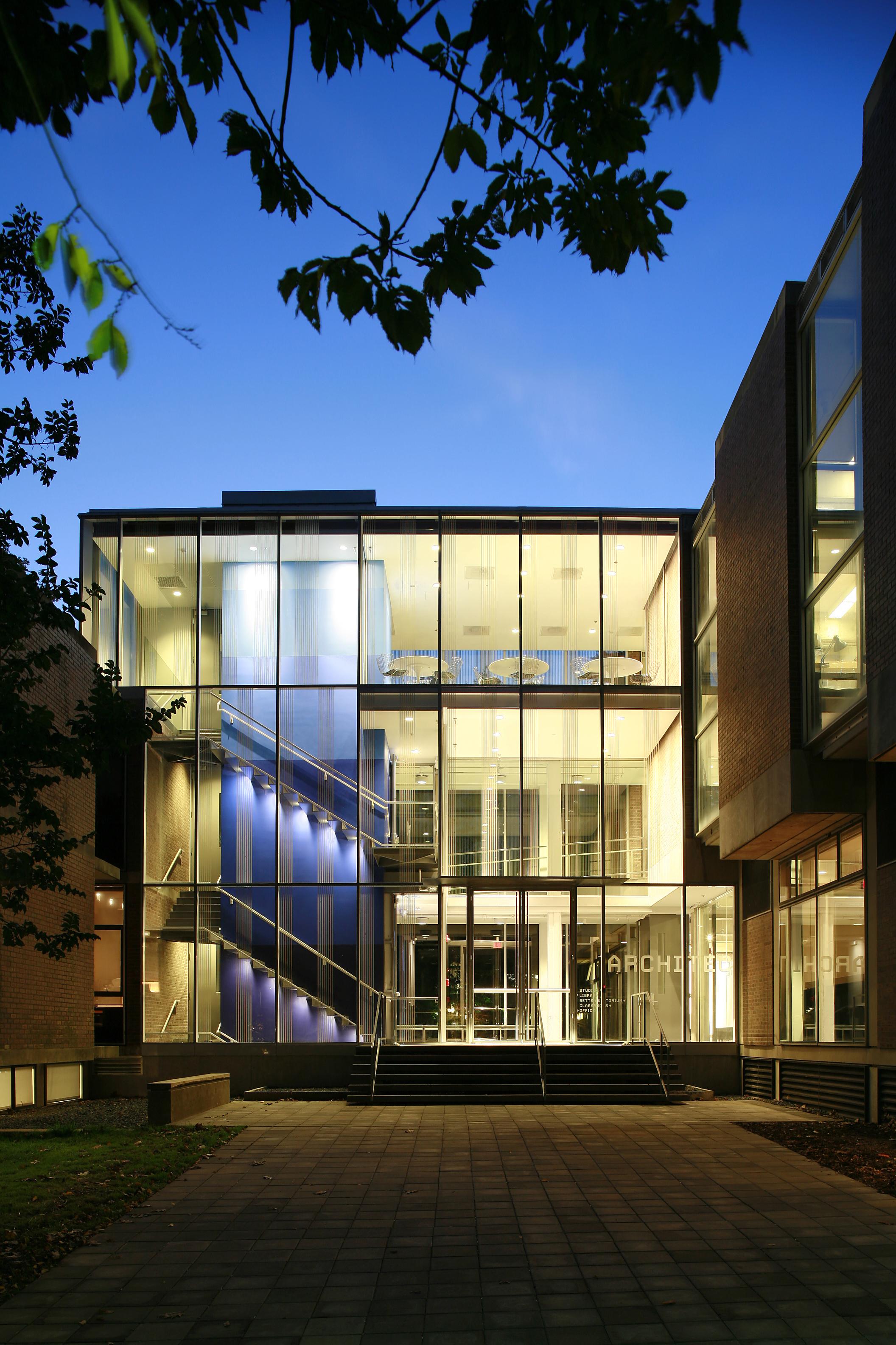 Princeton School Of Architecture Architect Magazine