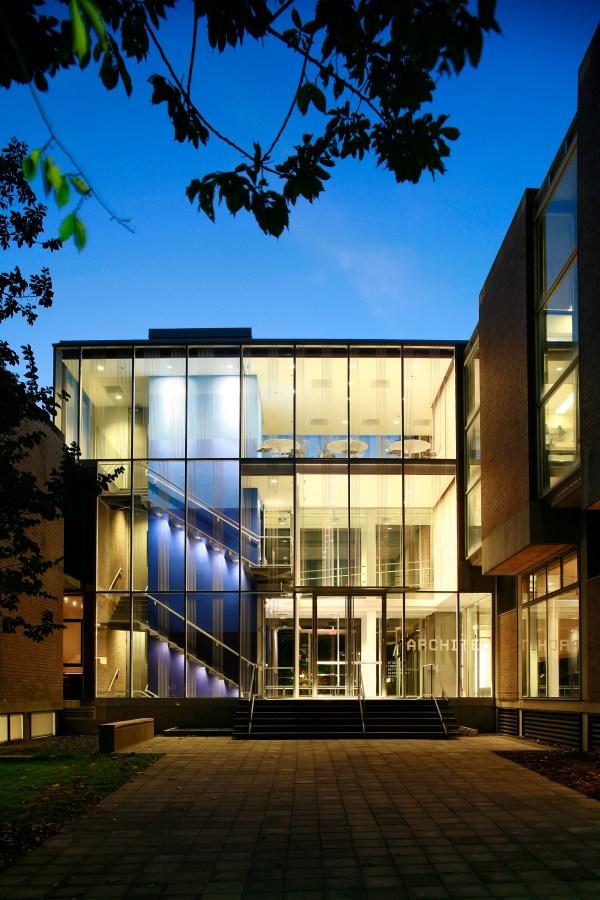 Princeton School Of Architecture Architect Magazine Office Aro