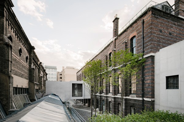 Royal Academy Of Arts Masterplan Architect Magazine David Chipperfield Architects
