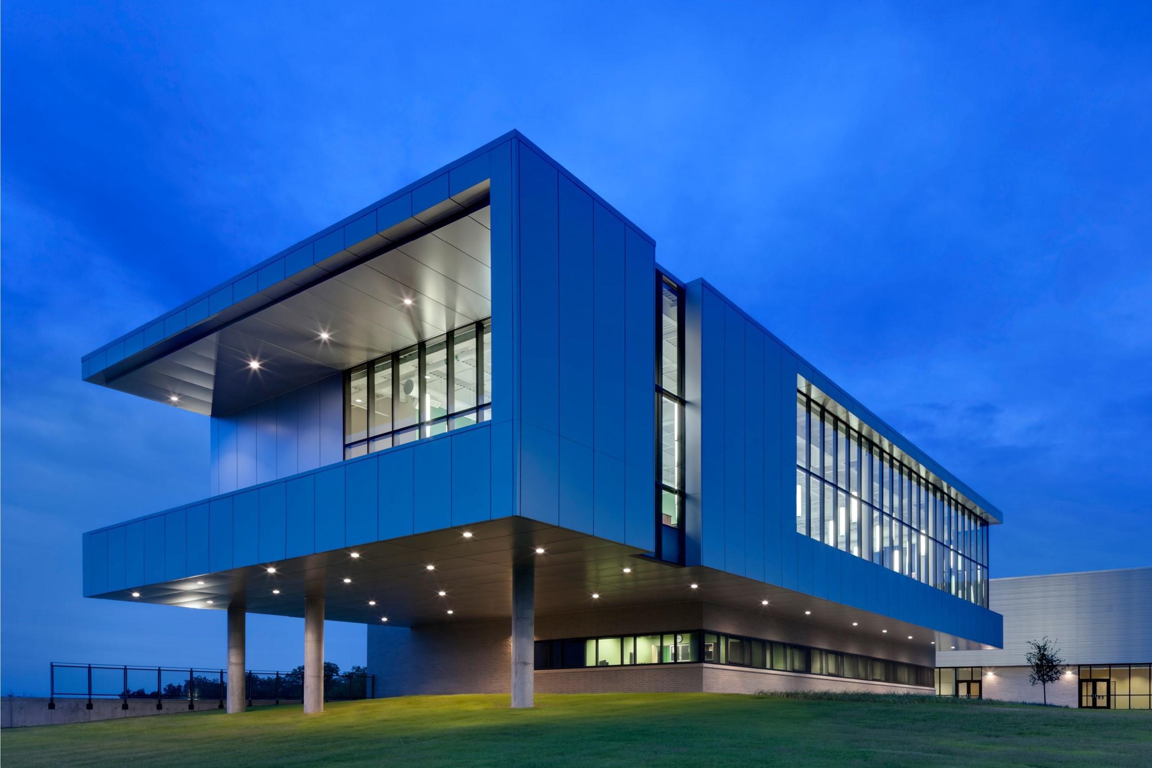 Zan Wesley Holmes Jr Middle School Architect Magazine