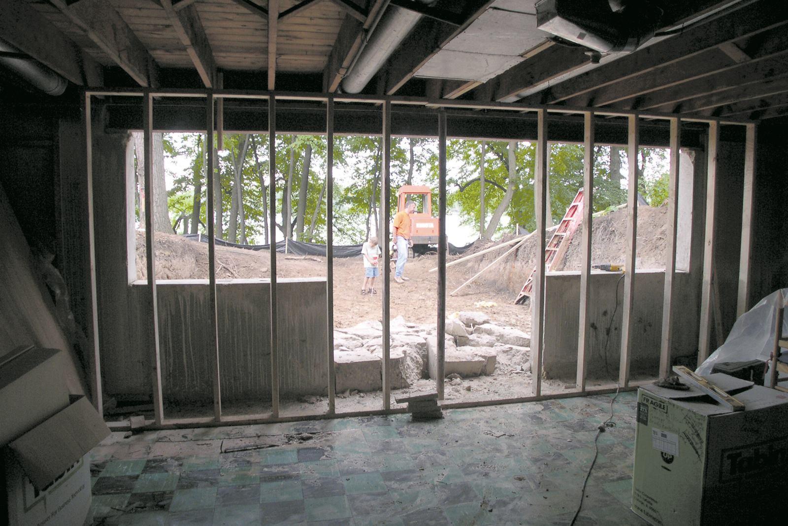 Adding Insulation Interior Walls