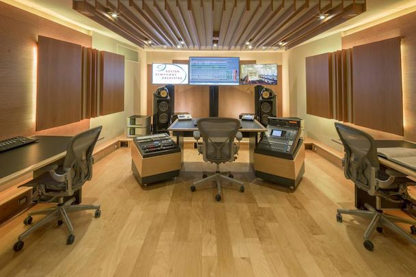 BOSTON SYMPHONY ORCHESTRA UNVEILS WSDGREDESIGNED CONTROL