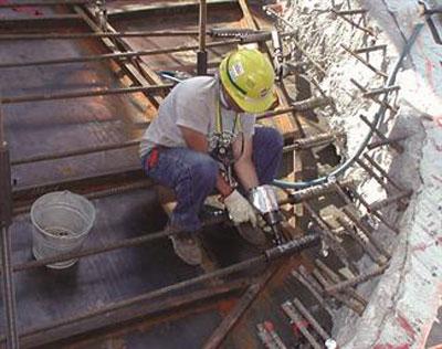 Coupler System Concrete Construction Magazine  Rebar Dayton Superior