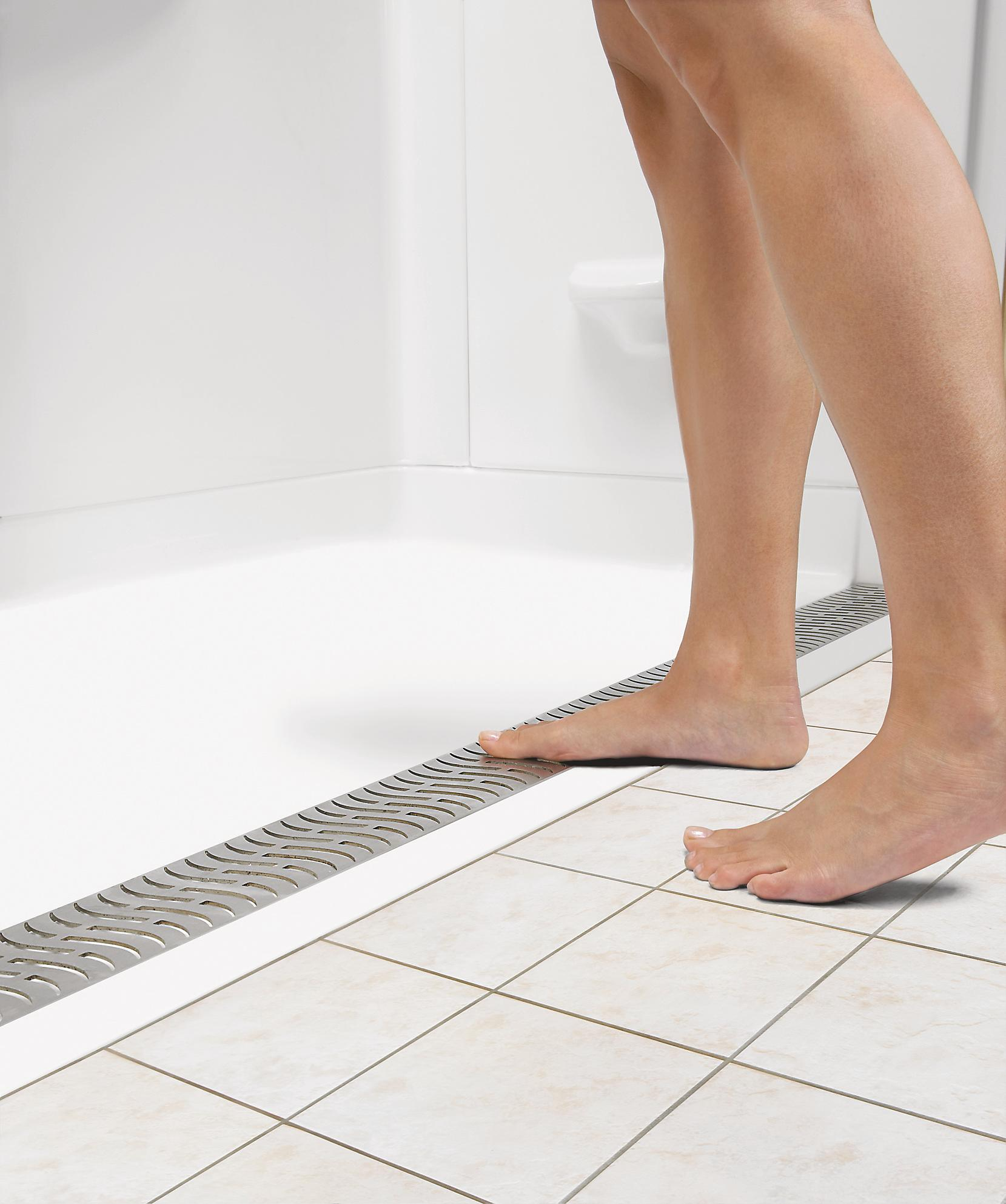 Delta Universal Design ZeroThreshold Shower Bases