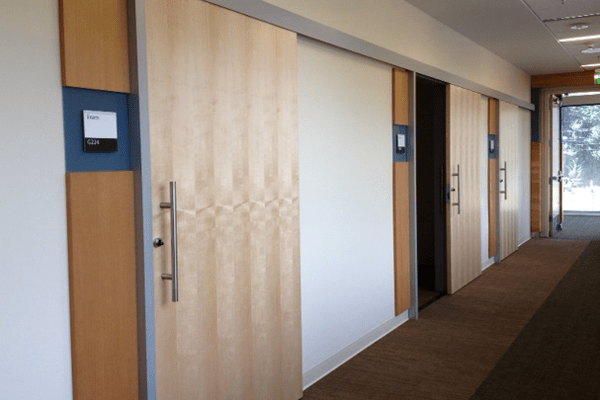 Aurora Barn Doors  Architect Magazine