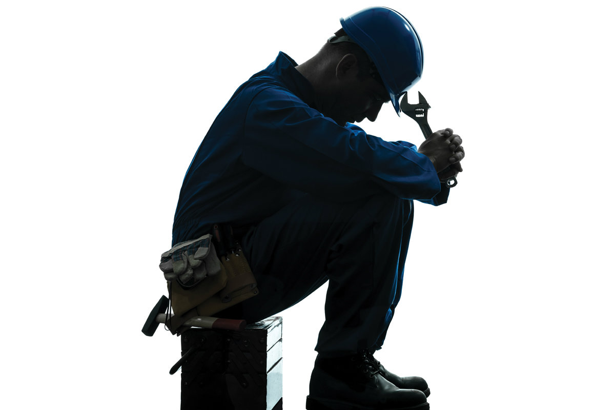 Why Are So Many Construction Workers Committing Suicide