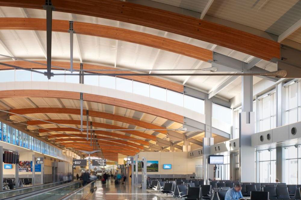 Raleigh Durham International Airport  Terminal C