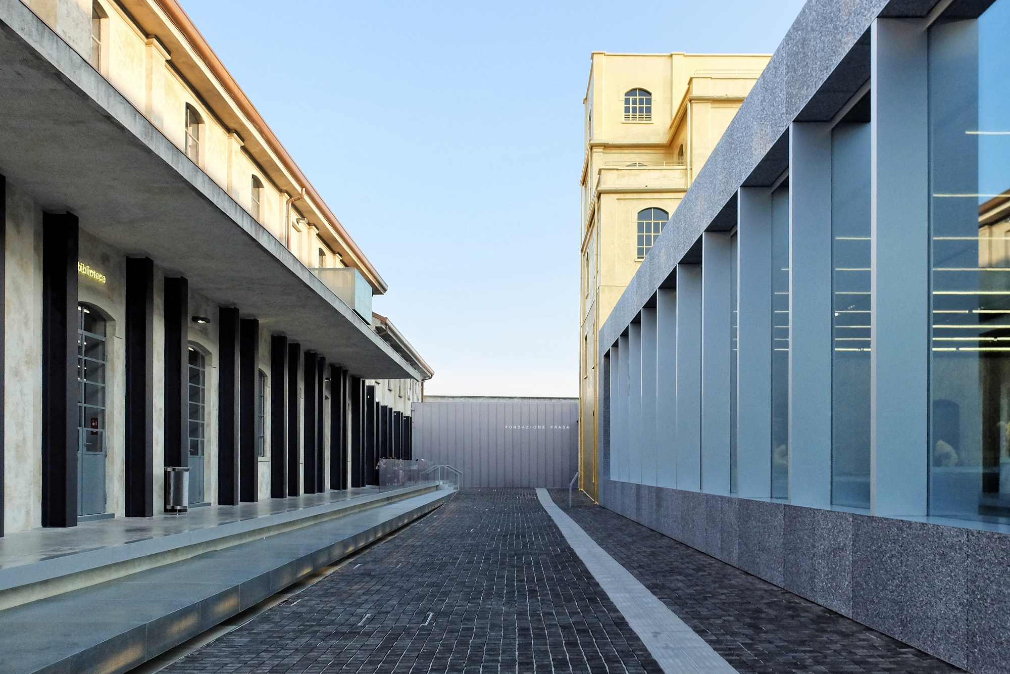 Where OMAs Fondazione Prada Comes Up Short  Architect