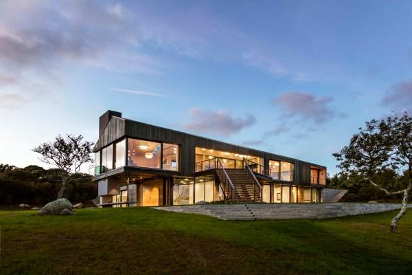 Chilmark House | Architect Magazine | Schiller Projects ...