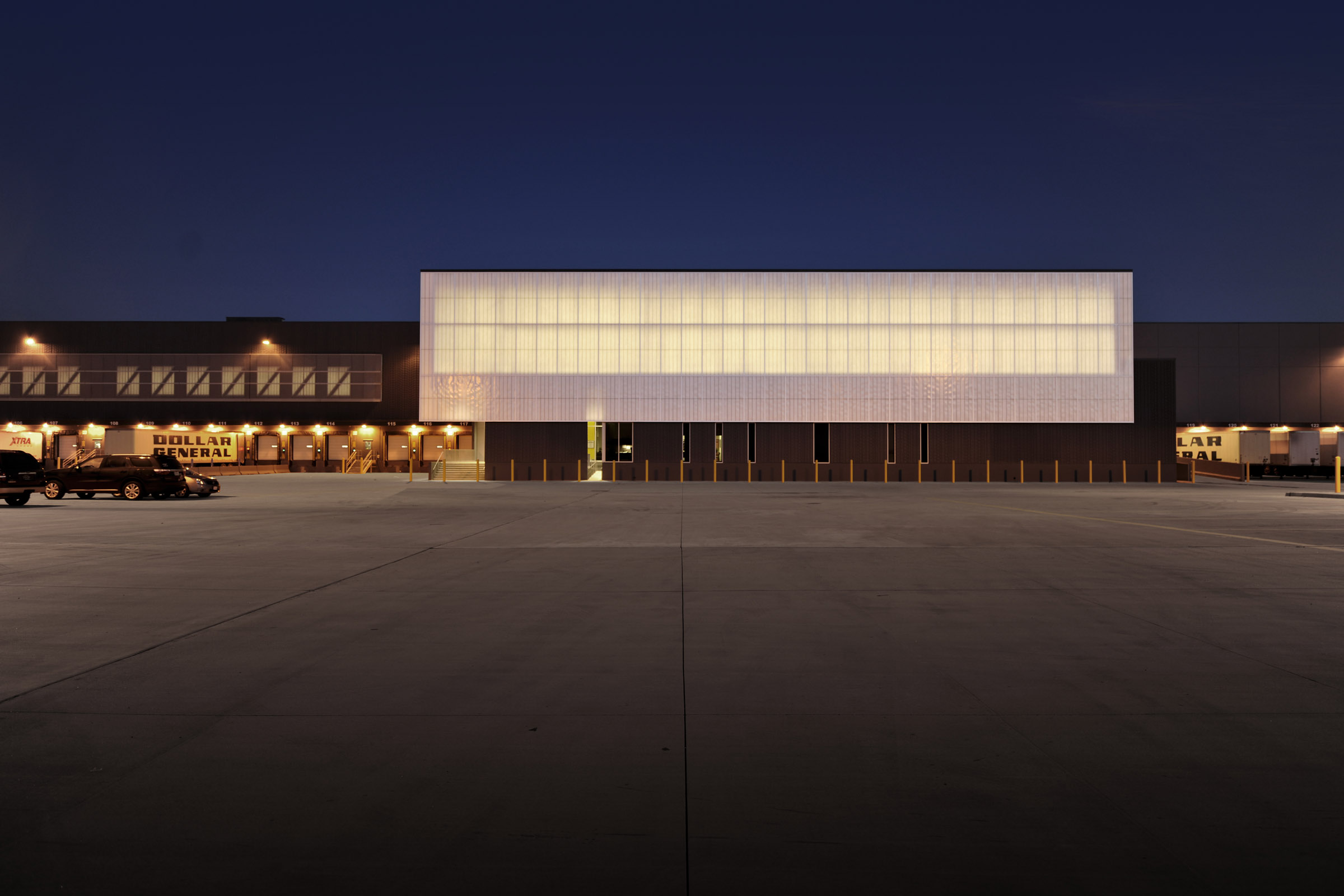 Dollar General Distribution Center Bessemer Ala  Architect Magazine  Leo A Daly Bessemer