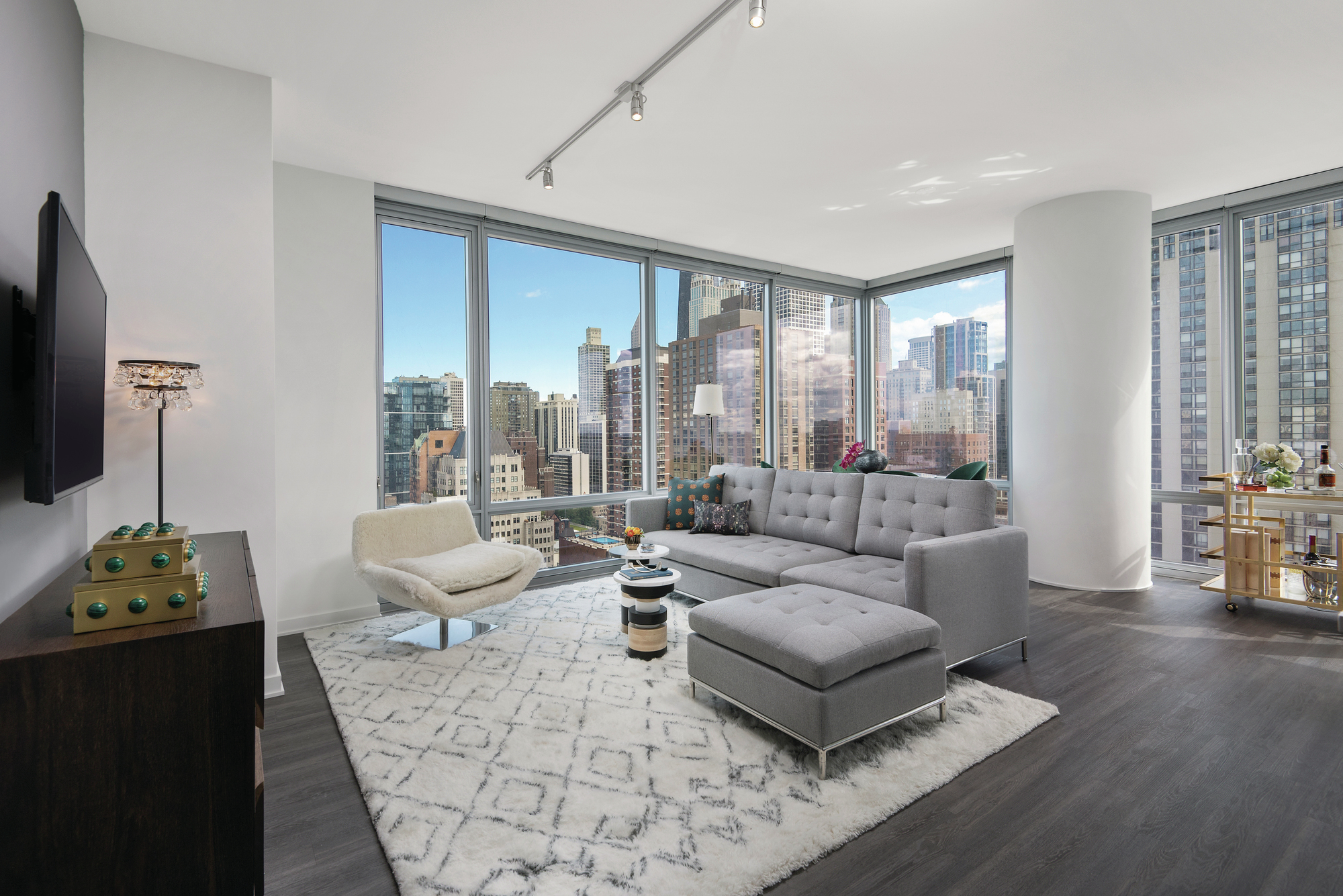 Luxury Sinclair Apartments Open in Chicagos Gold Coast
