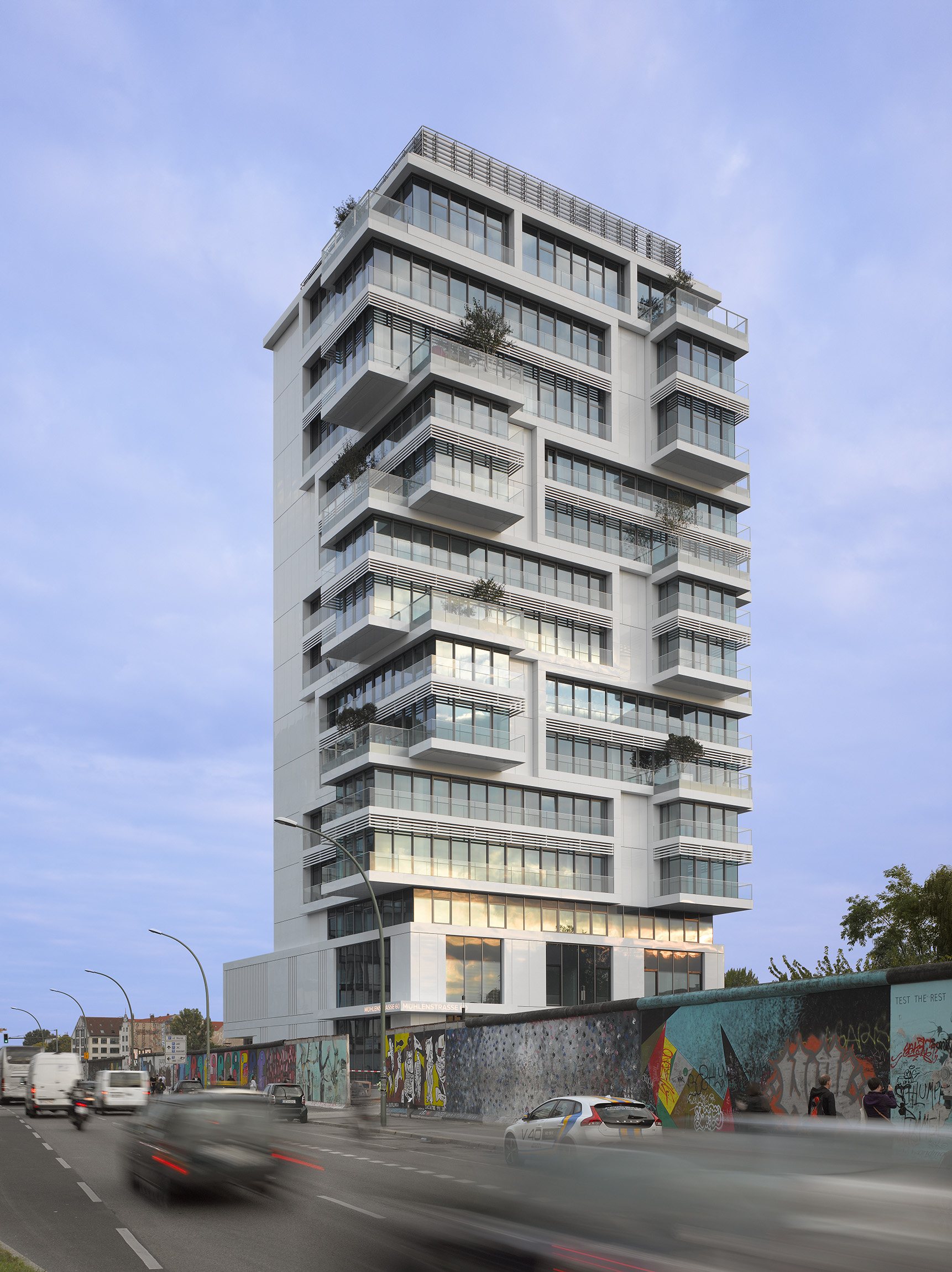 Living Levels  Architect Magazine  Sergei Tchoban nps