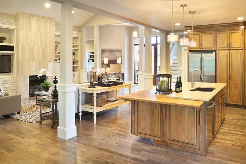 10 Floor Plans With Great Kitchens Builder Magazine