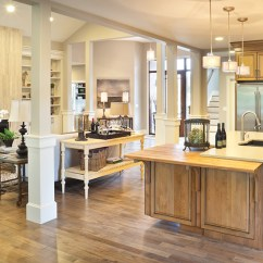Kitchen Remodel Prices Can I Just Replace Cabinet Doors 10 Floor Plans With Great Kitchens | Builder Magazine ...
