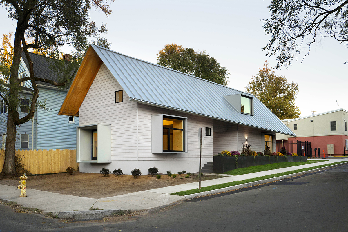Yale Architecture Students Design TwoUnit House for