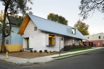 Yale Architecture Students Design Two-unit House