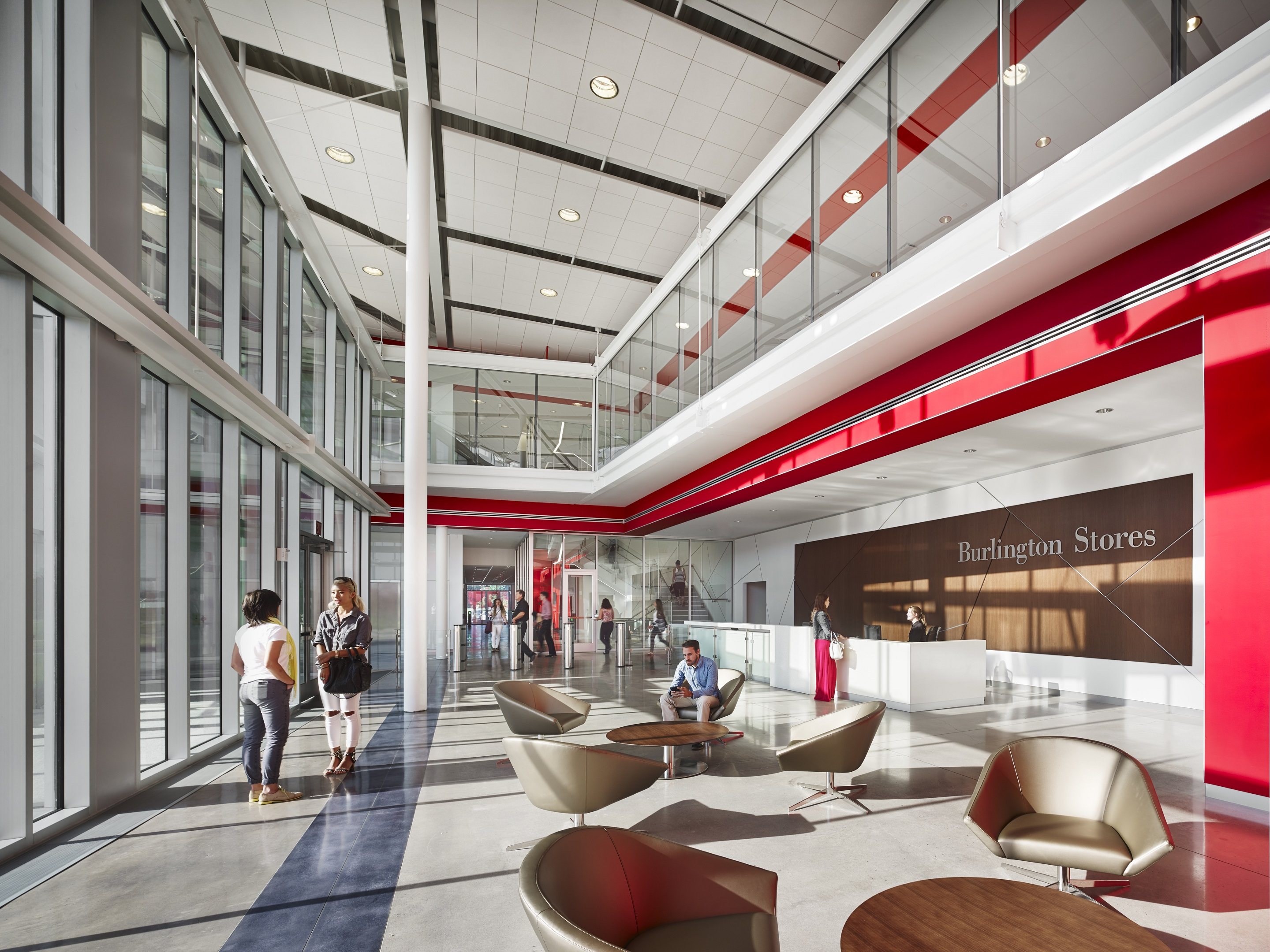 Burlington Stores New Headquarters  Architect Magazine