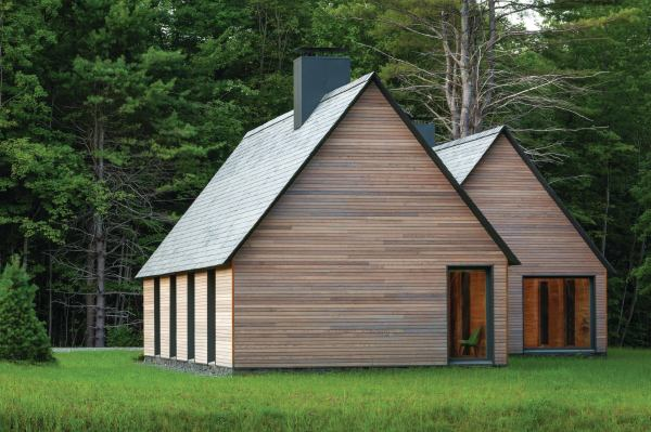 Marlboro Music: Five Cottages, designed by HGA | Architect ...