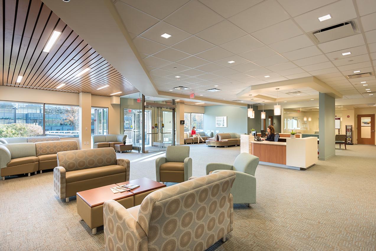 Stamford Hospital Outpatient Medical Building  Architect