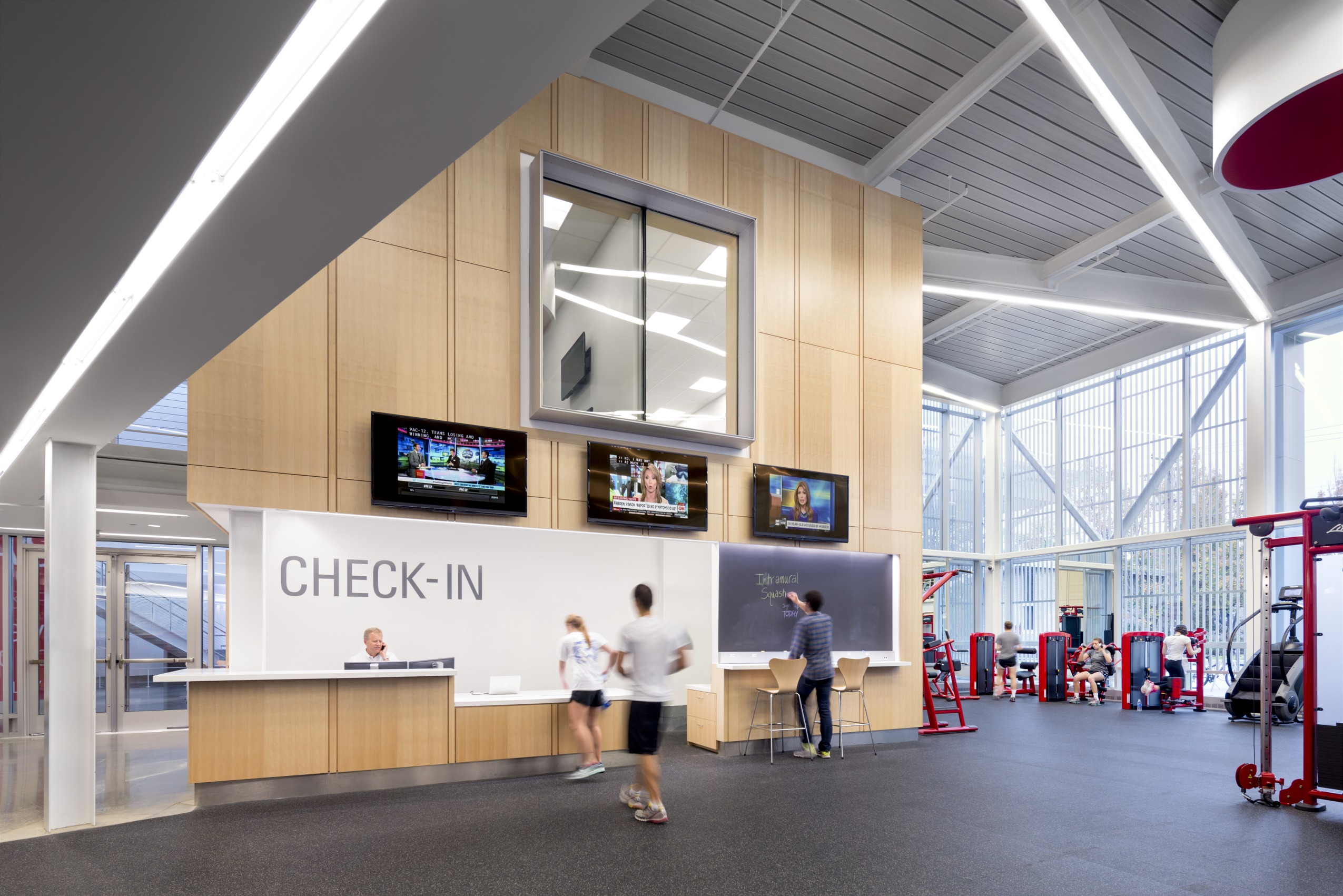 Dickinson College Kline Center Addition  Architect Magazine  Cannon Design Carlisle PA USA