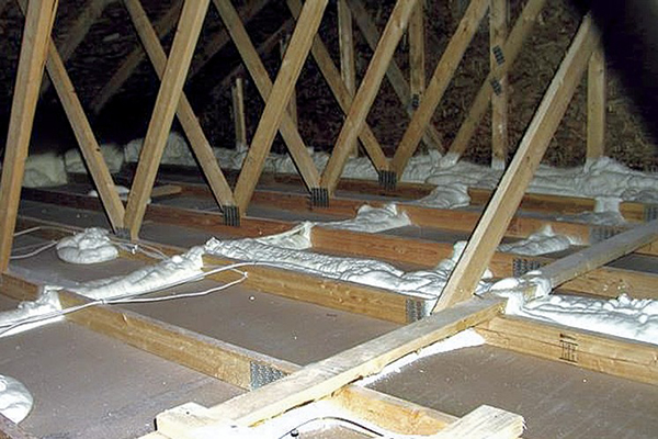 Practical AirSealing  JLC Online  Insulation Building Science Building Performance