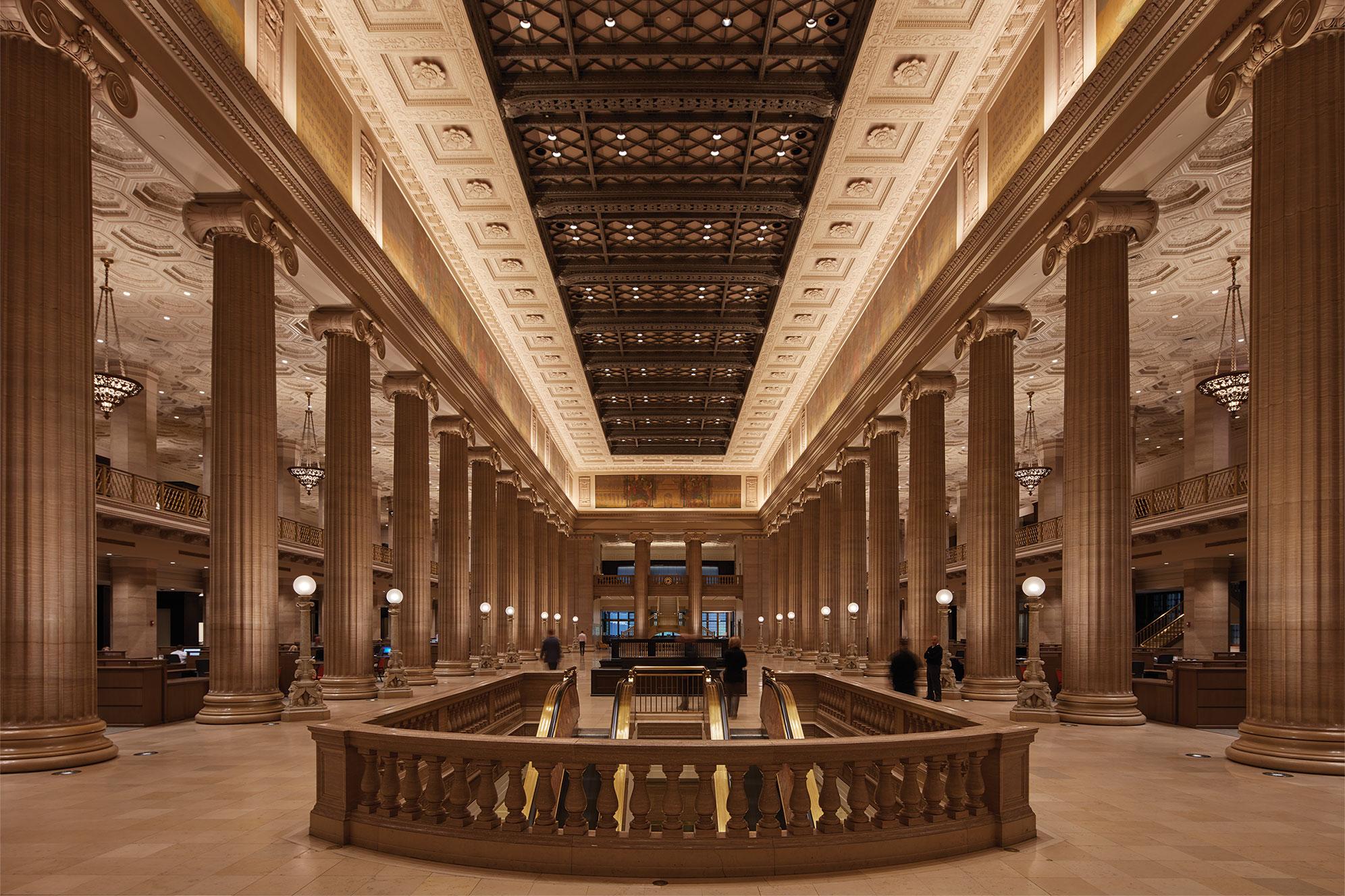 2017 AL Design Awards Wintrust Financial Corporation  Architectural Lighting Magazine