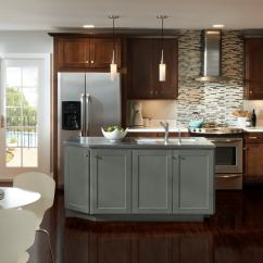 American Kitchen Cabinets Country Table And Chairs Armstrong Relaunches As Echelon Cabinetry | Jlc ...