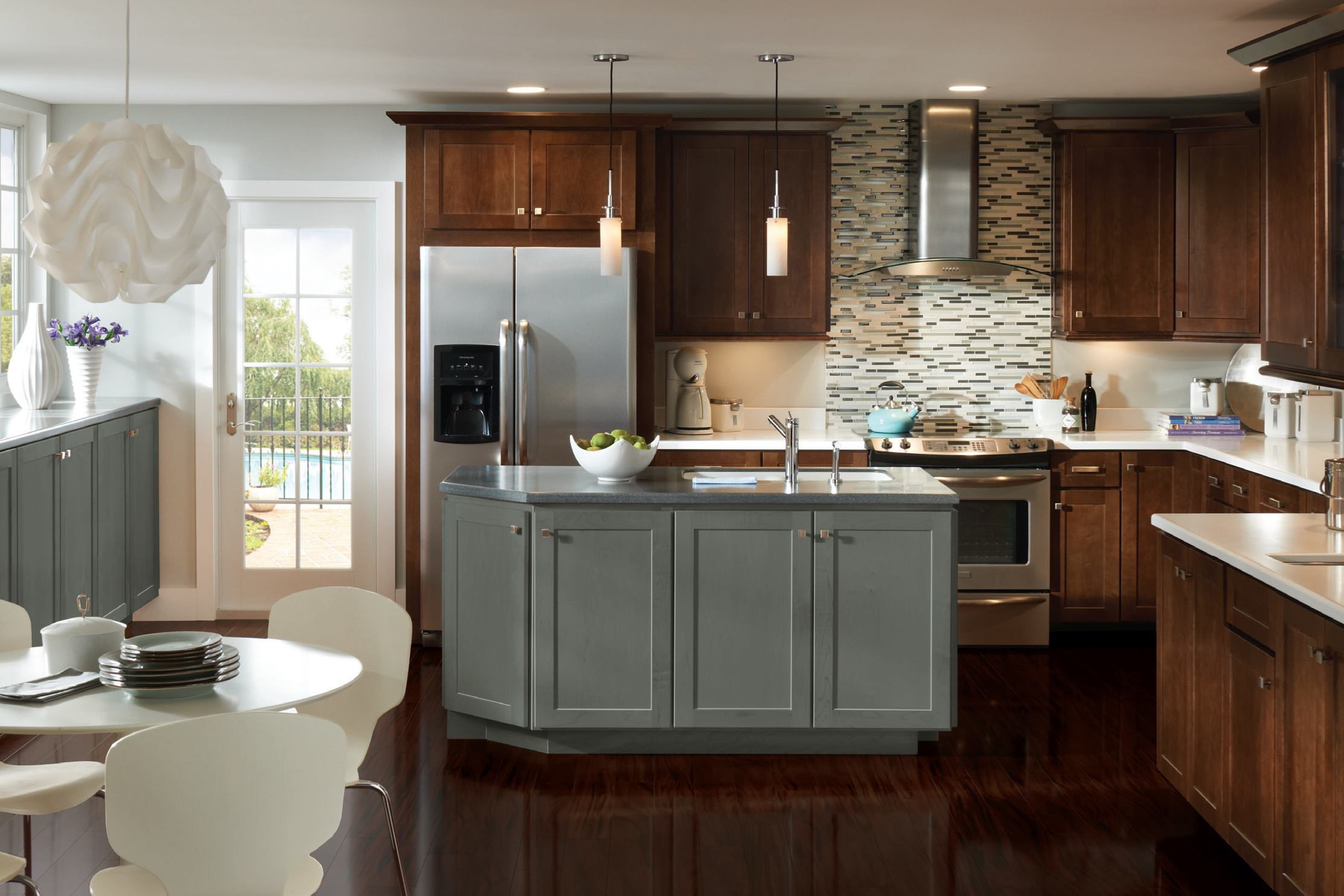 kitchen cabinets to go sink lighting armstrong relaunches as echelon cabinetry | jlc ...