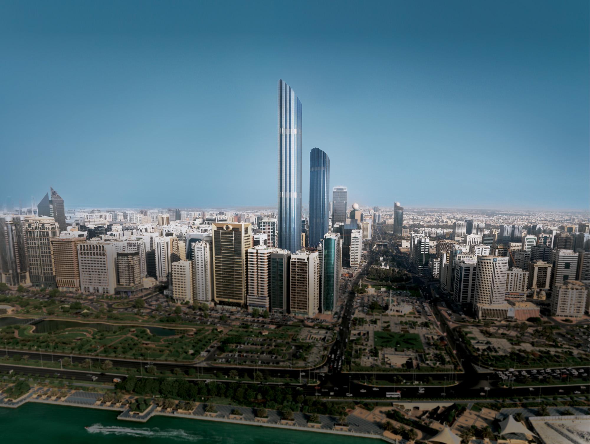 Burj Mohammed Bin Rashid Tower  Architect Magazine