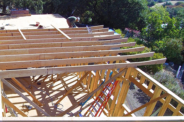 Custom Tapered Lvl Roof Rafters Jlc Online