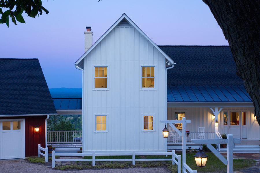 Modern Farmhouse By Barnes Vanze Architects Custom Home