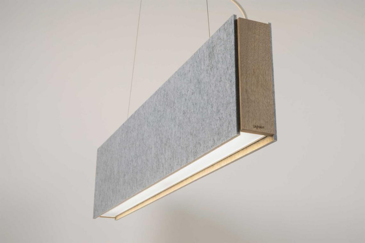 Five Acoustic Lighting Solutions for Commercial Spaces  Architectural Lighting Magazine