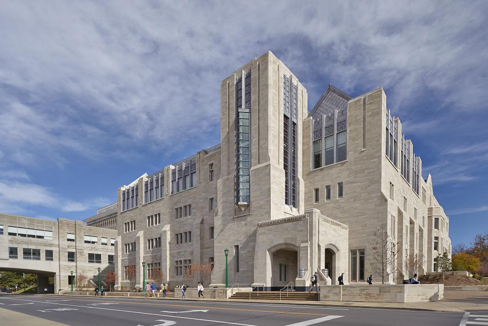 Indiana University Hodge Hall Undergraduate Center  Architect Magazine  BSA LifeStructures