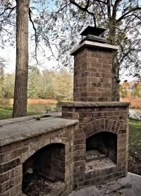 Building a Fireplace Step by StepMasonry Construction ...